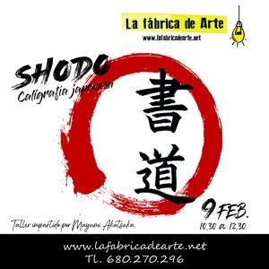 Shodo. Taller de caligrafía japonesa
